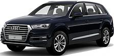 Коврики на Audi Q7 (c 2015--)