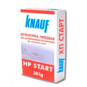 Гипсовая штукатурка Кнауф Старт (Knauf HP Start) (30 кг)