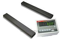 Реечные весы 4BDU1500Р практичные 140х1200 мм (до 1500 кг)