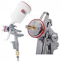 Профессиональный краскораспылитель 1,4 мм INTERTOOL PT-0100 MG