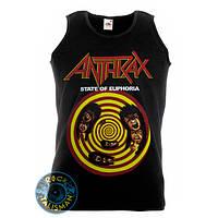 ANTHRAX - State Of Euphoria - рок-майка