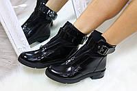 Женские демисезонные ботинки в стиле Balmain