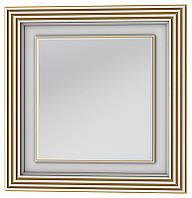 Зеркало Treviso TM-80  Botticelli белое медь