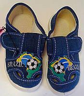 Обувь для мальчиков Текстиль Миша 60-608(28) Waldi Украина