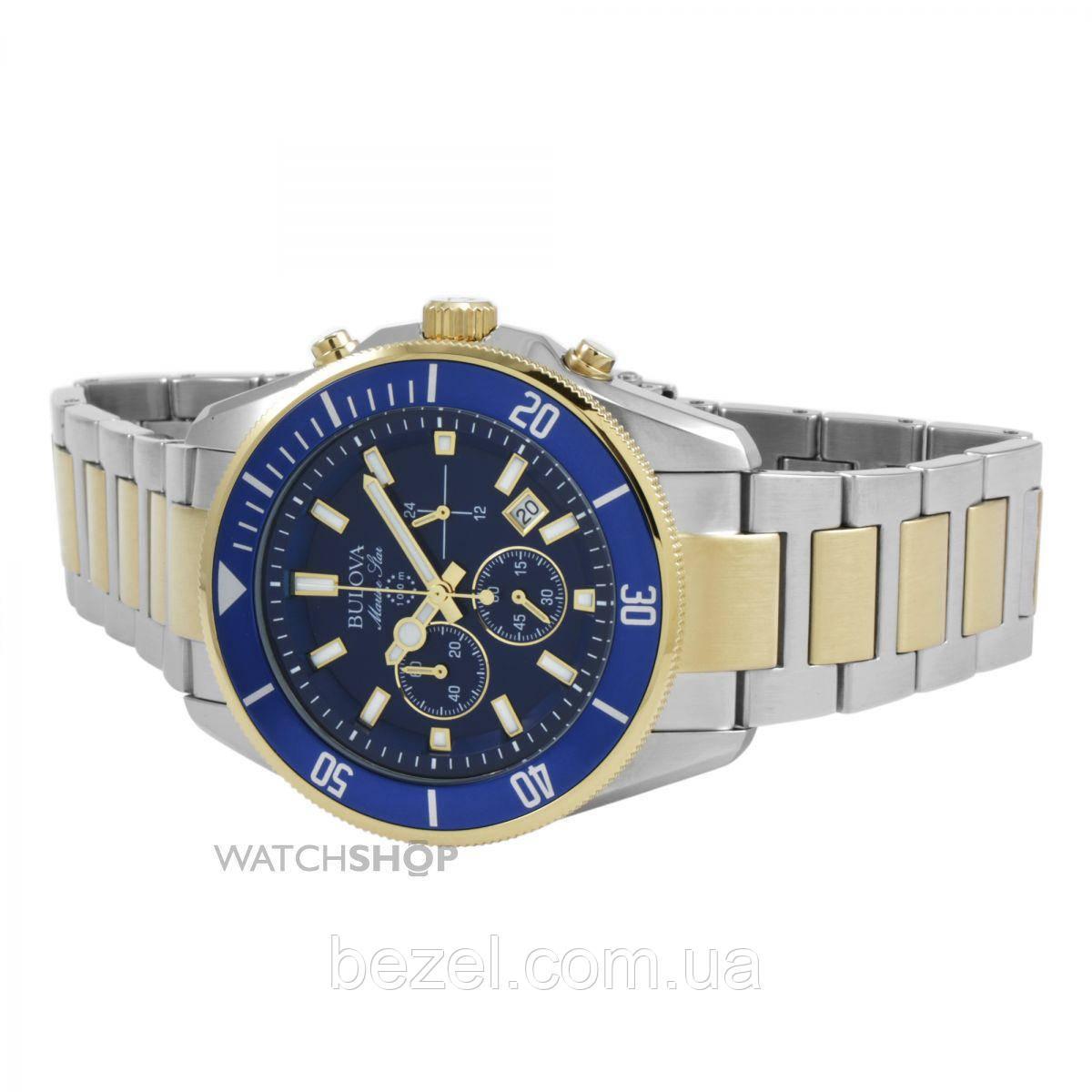 Мужские часы Bulova 98B230 Мужские часы Orient UNE9004W