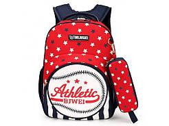 Рюкзак Athletic Red