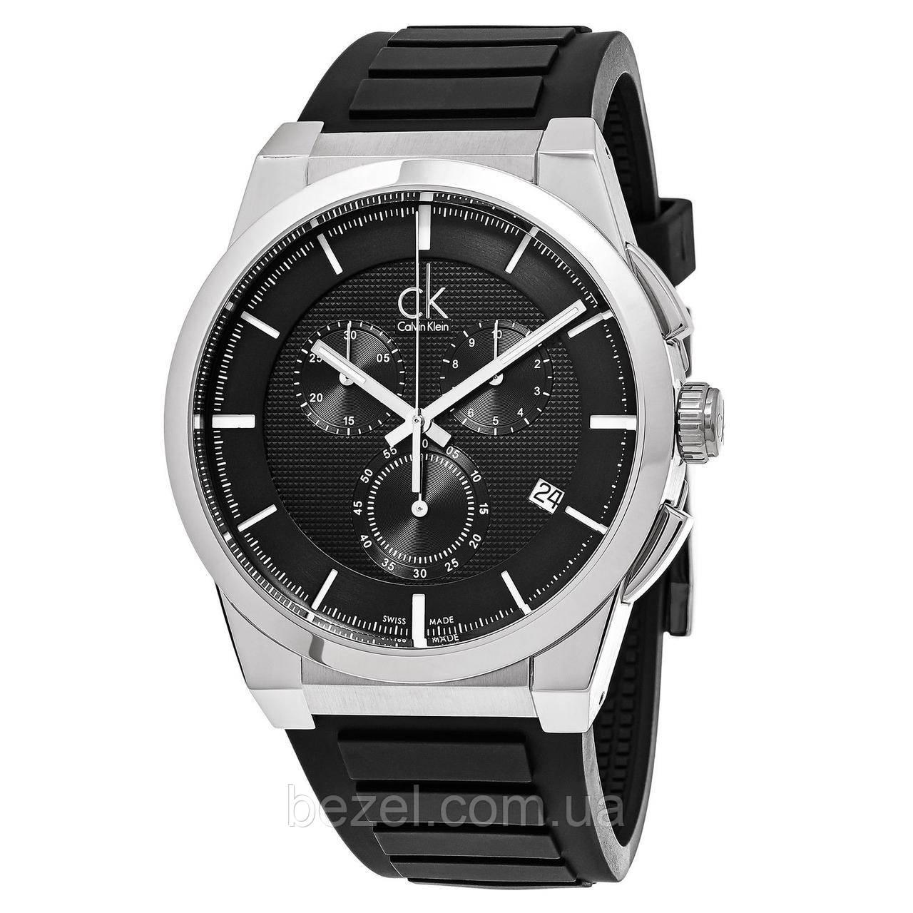4c00b99d33bb8 Мужские часы Calvin Klein K2S371D1 - BEZEL - оригинальные часы в Черкассах