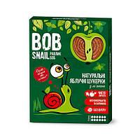 Натуральные яблочные конфеты с мятой Bob Snail Равлик Боб, 120 г