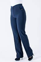 Женские брюки Гелена синиго цвета