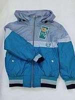 Лёгкая куртка для мальчика