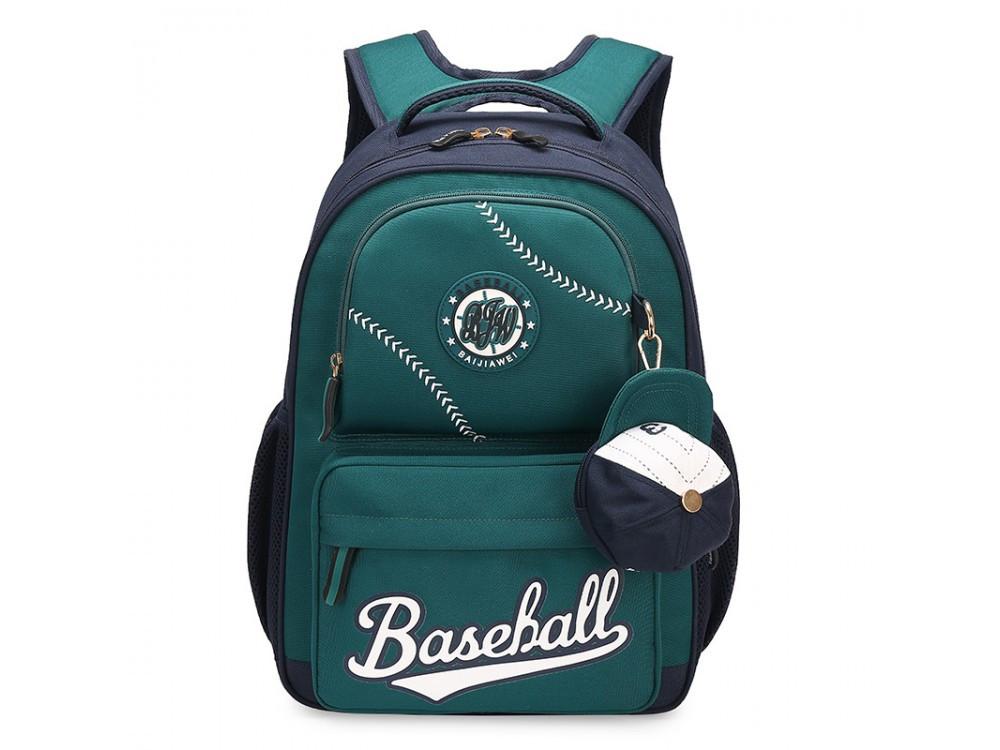 Рюкзак Baseball Green