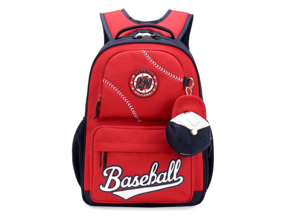 Рюкзак Baseball Red