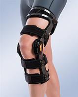 Армированный функциональный коленный ортез с ограничителем Orliman
