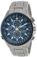 Мужские часы Citizen AT8020-54L Blue Angels Eco-Drive