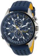 Мужские часы Citizen AT8020-03L Blue Angels Eco-Drive