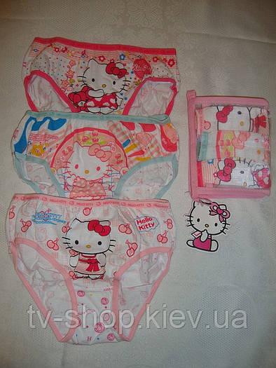 Набор трусов Hello Kitty  Disney
