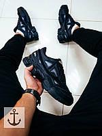 Мужские кроссовки Adidas Raf Simons Ozweego 2 Bunny – Black