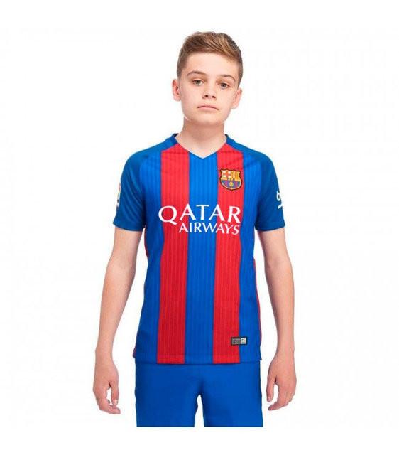 """Футбольная форма """"Барселона"""" детская 1001ис"""