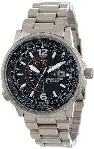 Мужские часы Citizen BJ7000-52E Eco-Drive Nighthawk