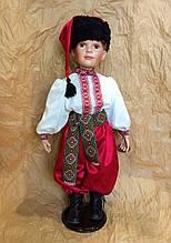 Лялька хлопчик в українському народному костюмі, лялька-українець (70 див.)