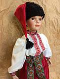 Лялька хлопчик в українському народному костюмі, лялька-українець (70 див.), фото 2