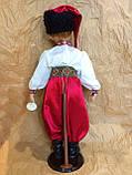 Лялька хлопчик в українському народному костюмі, лялька-українець (70 див.), фото 4