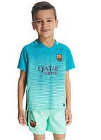 """Футбольная форма """"Барселона"""" детская 1002ис"""