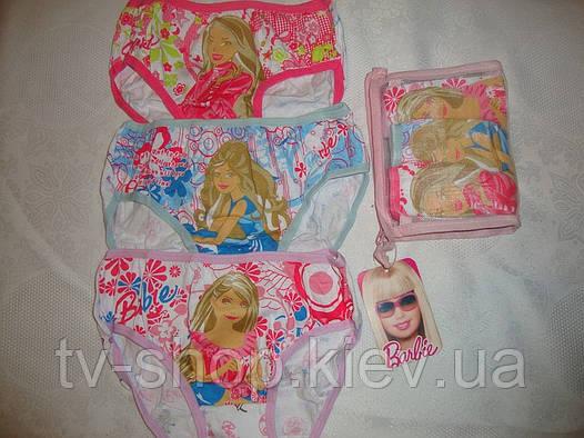 Набор трусов Barbie Disney