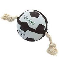 Karlie Flamingo (Карли Фламинго) Actionball Soccer Ball футбольный мяч на веревке игрушка для собак 12 см