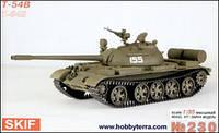 1:35 Сборная модель танка Т-54Б, Скиф МК230