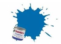 Humbrol 052 Алкидная эмаль синяя балтийская металлик