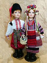 Ляльки-парочка, українці парочка, ляльки в національному костюмі (70 див.)