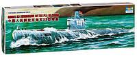 1:144 Сборная модель подводной лодки класса 'Romeo' (тип 33), Trumpeter 05901