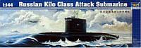 1:144 Сборная модель подводной лодки 'Варшавянка' (Kilo), Trumpeter 05903