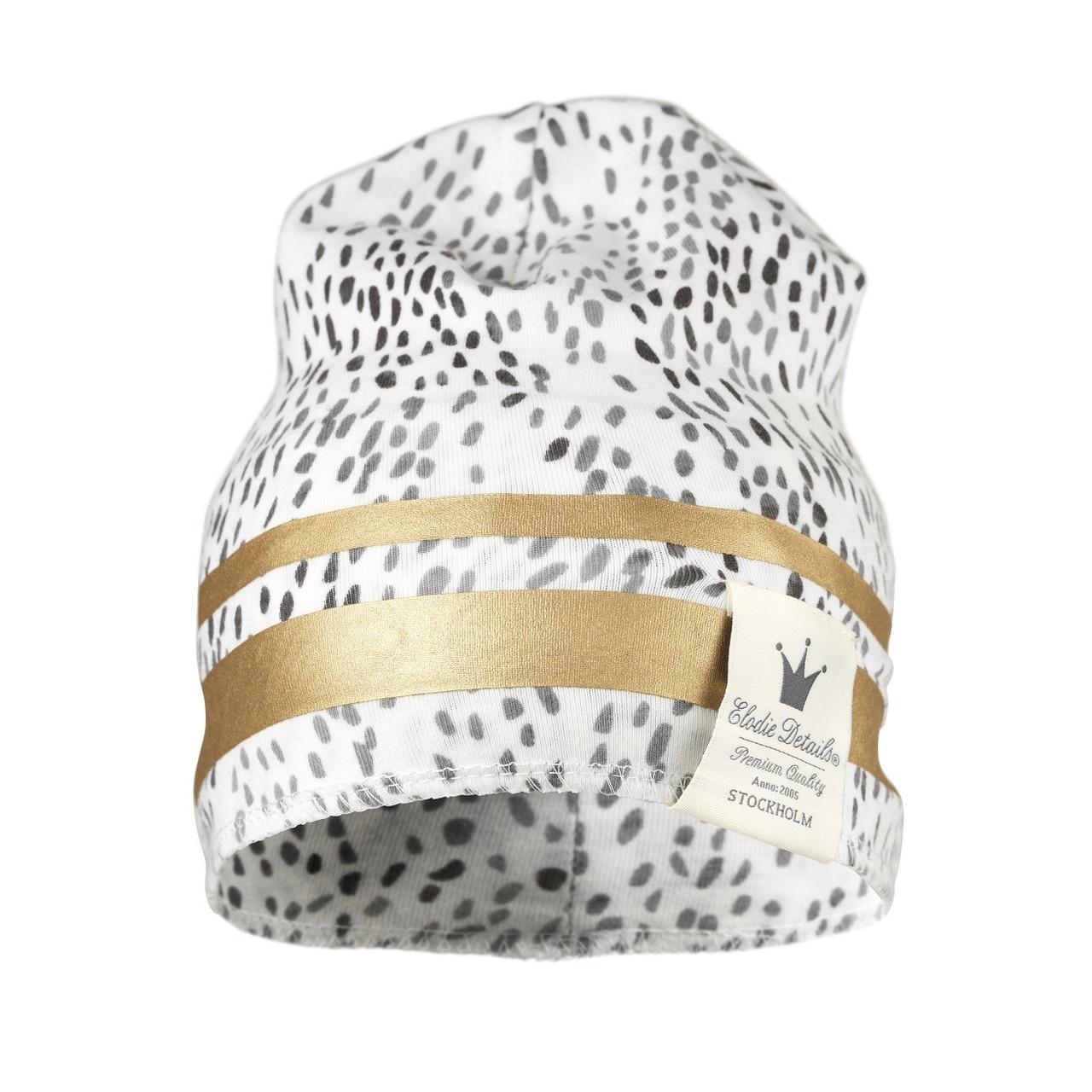 Детская теплая шапка Elodie Details - Gilded Dots of Fauna, 6-12 m