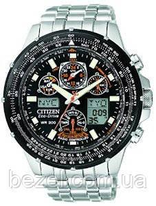 Мужские часы Citizen JY0000-53E Skyhawk A-T Eco-Drive