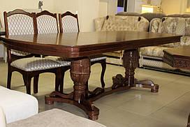 Стол обеденный раздвижной деревянный серии 2-5-1-217