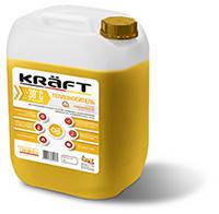 Жидкость для систем отопления KRAFT-30°C BIO  (на глицерине)