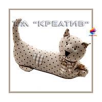 Флисовая игрушка с вашим логотипом под заказ (от 50 шт.)