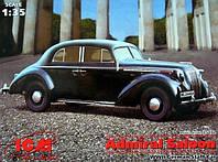 1:35 Сборная модель автомобиля Opel Admiral Saloon, ICM 35472
