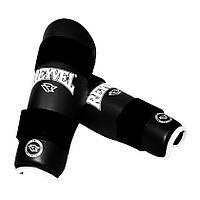 Защита голени REYVEL винил Искусственная кожа, Reyvel, XL, Защита голени, Черный
