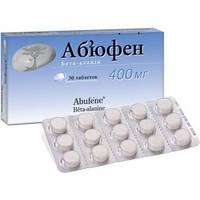 Абуфен таблетки при предменопаузы, менопаузах различной этиологии и постменопаузальном периоде 400мг №30