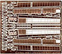1:72 Фототравление для Су-2 от ICM, ACE PE7220