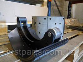 Колодки тормозные задние с накладкой на МАЗ-5440