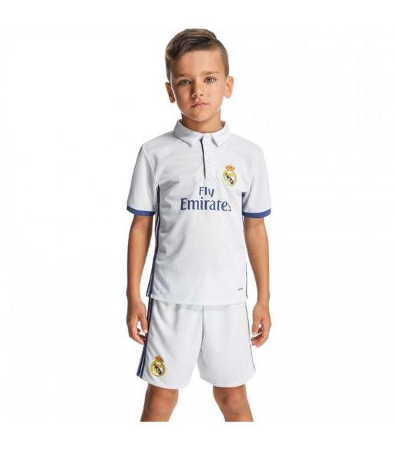 """Футбольная форма """"Реал Мадрид"""" детская 1005ис"""
