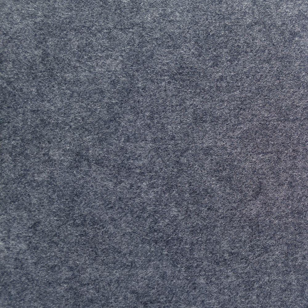 Фетр корейский жесткий 2 мм ПРЕМИУМ, 55x33 см, ТЕМНО-СЕРЫЙ МЕЛАНЖ C-93