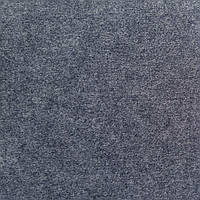 Фетр корейский жесткий 2 мм ПРЕМИУМ, ТЕМНО-СЕРЫЙ МЕЛАНЖ C-93, 1 х 1.1 м, на метраж