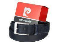 Pierre Cardin мужской кожаный ремень