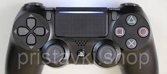 Джойстик Playstation 4 черный v2