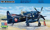 1:48 Сборная модель самолета F8F-1B 'Bearcat', Hobby Boss 80357